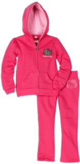 Hello Kitty Girls 2 6x Fashionable Mini Sequined Fleece