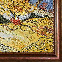 Van Gogh Paintings The Mulberry Tree Hand painted Framed Art