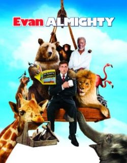 Evan Almighty: Steve Carell, Morgan Freeman, Lauren Graham