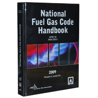 National Fuel Gas Code Handbook (2009 Edition, NFPA 54, ANSI Z223.1