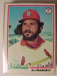 1978 Topps #230 Al Hrabosky [Misc.]: Sports & Outdoors