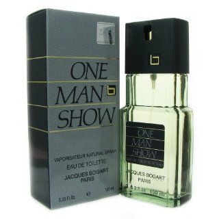 One Man Show By Jacques Bogart For Men. Eau De Toilette