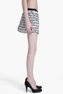 Haute Hippie Pheasant Feather Skirt for women