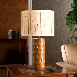Mickey 1 light Rust Table Lamp