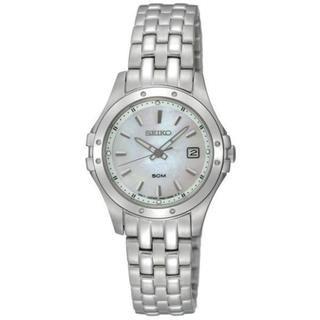 Seiko Womens Gold plated Steel Le Grand Sport Watch