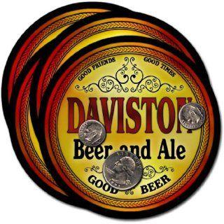 Daviston , AL Beer & Ale Coasters   4pk: Everything Else