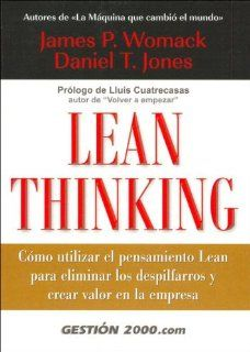 Lean Thinking (Spanish Edition) Daniel Jones, James Womack