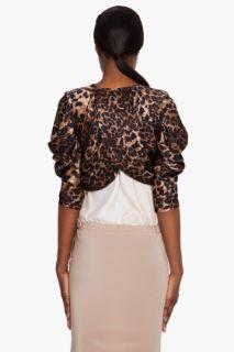 Haute Hippie Elsa Cheetah Jacket for women