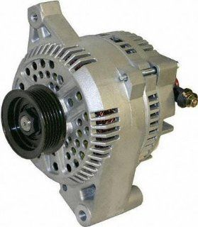 94 95 FORD TAURUS ALTERNATOR, 3.8L(232) V6, w/Std. 130A 130amp, w