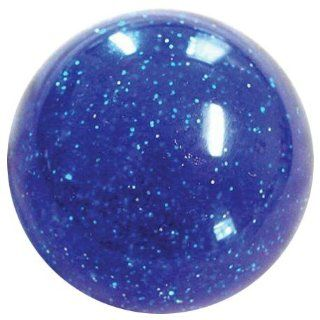 American Shifter 227 Old Skool Blue Sparkle Shift Knob with Metal