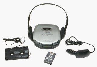 Panasonic SLS232C Portable Car CD Player  Players