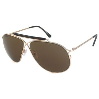 Tom Ford Mens TF0193 Magnus Rectangular Sunglasses Today $178.99