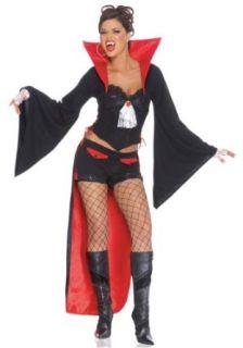 Sexy Female Vampire Costume (Medium): Clothing