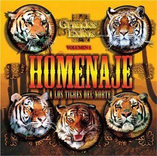 Grandes Exitos De Los Tigres Del Norte 1 Various Artists