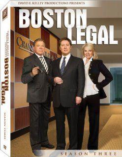 Boston Legal   Season Three James Spader, Julie Bowen