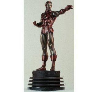 Iron Man Classic Faux Bronze Bowen Designs Statue Toys