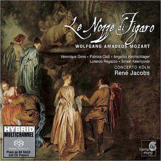 Mozart   Le nozze di Figaro / Gens, Ciofi, Kirchschlager