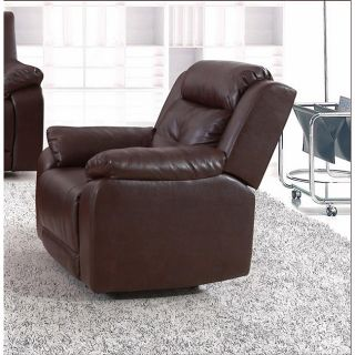 Taurus Bonded Leather Reclining Chair