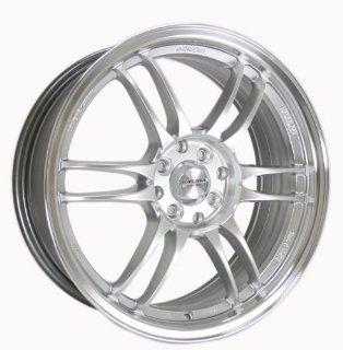 Kyowa Racing Series 228 Hyper Silver   17 x 7 Inch Wheel