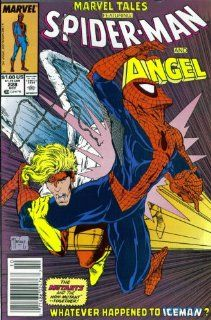 Marvel Tales #228  Starring Spider Man and the Angel in Whatever