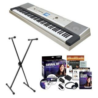 Yamaha YPG 235 76 Key Portable Grand Piano with Yamaha X