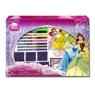 Markers & Stamp Set Disney Princess Entered 15pcbox 5675