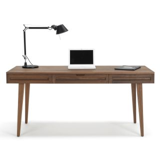 Metal Desks Buy Wood, Glass and Metal Home Office