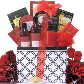Candelight Romance and Spa Anniversary Gift Basket Today: $89.99