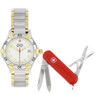 Wenger Swiss Army Knife and Avalanche Womens Watch Gift Set