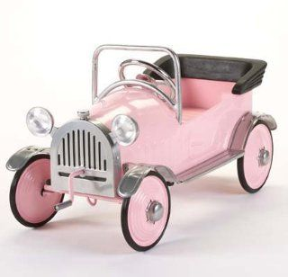 Pretty Pink Princess Pedal Car Toys & Games