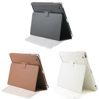 Premium Apple iPad 2 Slim Fit Leather Case