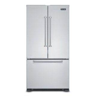 Viking VCFF236SS 36 Inch French Door Refrigerator