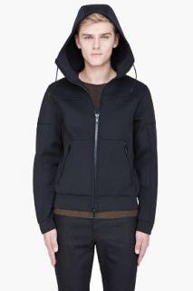 Marc By Marc Jacobs Black Vincent Tech Sweater for men