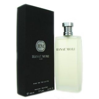 Hanae Mori By Hanae Mori For Men. Eau De Toilette Spray 3