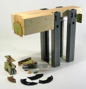 2060 Series Pocket Door Frame Kit 30 x 84 for 2 x 6 Construction