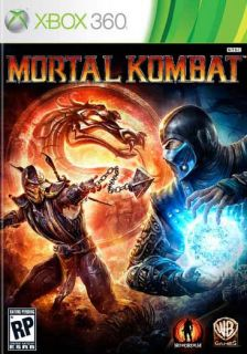 Xbox 360   Mortal Kombat   By Warner Bros.