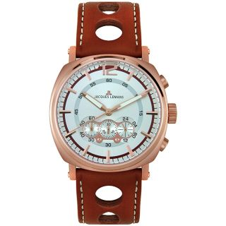 Jacques Lemans Mens Chronograph Watch