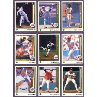 1989 Upper Deck #238 Bruce Fields Mariners (Mint