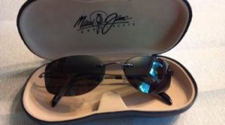 Maui Jim Hawaii 310 02 Gunmetal / Grey Shoes