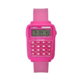 Timex Womens Calculator Watch T2N238 Watches