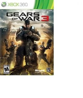 Xbox 360   Gears of War 3 (Pre Played)