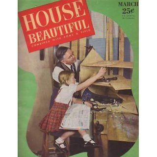 1941 House Beautiful March San Marino CA;Scarsdale NY