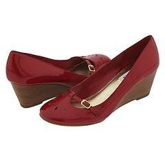 Steve Madden Parlez Red Patent Pumps/Heels