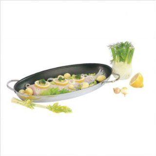 Demeyere Oval Fish Pan