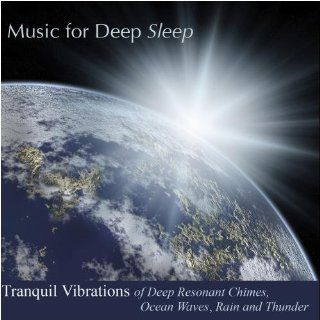 Tranquil Vibrations of Deep Resonant Chimes, Ocean Waves