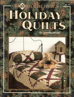 Thimbleberries Holiday Quilts by Lynette Jensen #280 (Bk