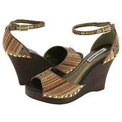 Steve Madden Creatte Natural Multi Sandals