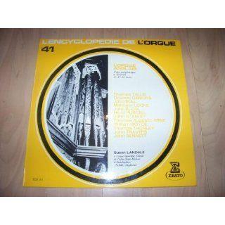 EDO 241 SUSAN LANDALE Lorgue Anglais French LP 1972