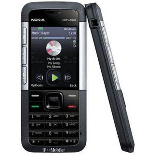 Nokia 5310 Black GSM Unlocked Cell Phone