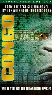 Congo [VHS] Laura Linney, Tim Curry, Dylan Walsh, Ernie